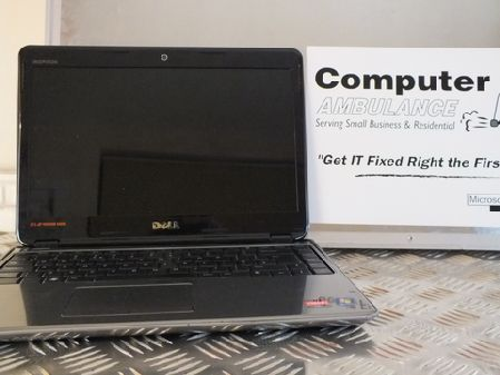 1.Dell Inspiron Laptop