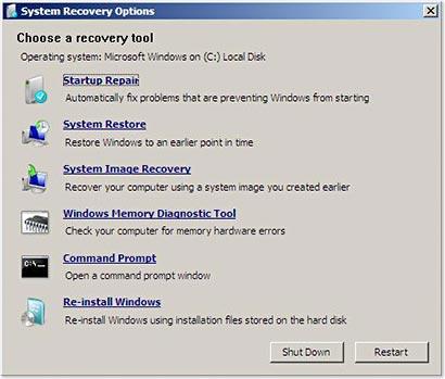 Repair Windows XP, Vista, Windows 7 Windows 8 Dublin